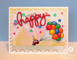 a colors of the rainbow birthday card valbydesign
