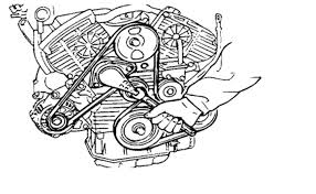 2001 hyundai santa fe alternator replacement how do you release the tensioner on the drive belt i am trying to