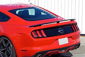 california style mustang ford mustang coupe 2015 2017 factory california special
