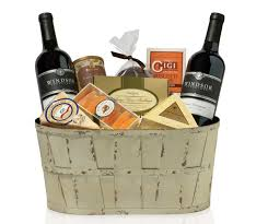 country wine gift baskets wine country delight 2 bottle gift basket