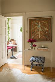 Entry Hall Furniture by Entry Hall Styled By Stacie Flinner Featuring A Framed Hermes