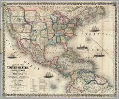 Us Mexico Map Map Us Mexico Central America 3209002 Thempfa Org