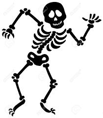 free halloween vector art skeleton free halloween clipart illustration by 0001136