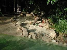 Build A Sandpit In Your Backyard Best 25 Sand Backyard Ideas On Pinterest Sand Fire Pits Walk