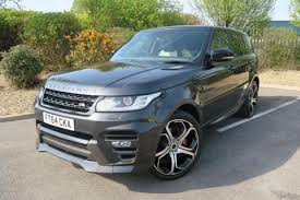 land rover range rover sport overfinch 4 4sdv8 autobiography with