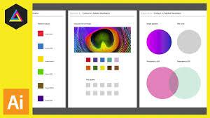 using colour swatches pantone u0027s gradients u0026 more ep6 19