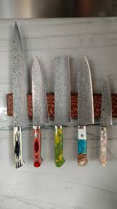 my kitchen knives my and bro in laws kitchen knife set rebrn