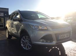 used ford kuga silver for sale motors co uk