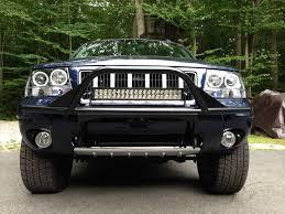 light bar jeep how to modify your jeep grand cherokee lights led adventure
