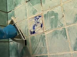 How To Whiten Bathroom Tiles Grouting Tile How Tos Diy