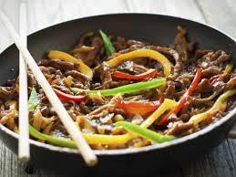 cuisine chinoise boeuf aux oignons recette boeuf sauté aux poivrons notre recette boeuf sauté aux