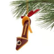 washington redskins tree ornaments sports fan gear