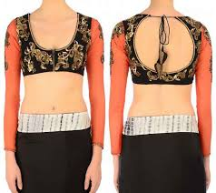 blouse designs images 30 fashionable blouse designs for modern weetnow