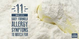 11 sneaky little baby formula allergy symptoms mightymoms club
