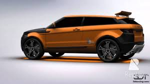modified land rover best ever modified range rover evoque youtube