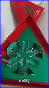 Swarovski Christmas Ornaments 2011 Annual Star Collection by Swarovski Star Christmas Ornament
