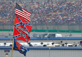 Us Confederate Flag Adam Bittner When It Comes To Confederate Flags Nascar Needs To