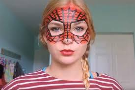 makeup ideas spiderman makeup beautiful makeup ideas and tutorials