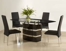 modern square dining table dining room modern office furniture walnut dining chairs