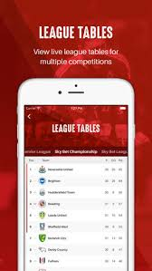 sky bet chionship table nottingham forest official on the app store