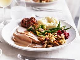 stop overthinking thanksgiving dinner it s just one meal self