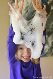 halloween slime recipe spider slime slime recipe spider and