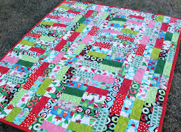 jelly roll jam quilt pattern the stitching scientist