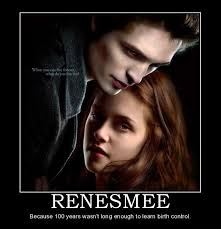 Twilight Meme - vh renesmee