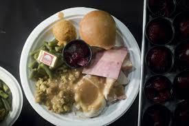 popular free chronis thanksgiving dinner returns the columbian