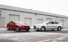 nissan altima 2016 vs mazda 6 midsize madness day three automobile magazine