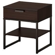 ikea end tables bedroom trysil nightstand ikea