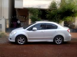 suzuki sx4 information and photos momentcar