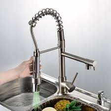 mirabelle kitchen faucets contemporary mirabelle kitchen faucets with light kitchen design