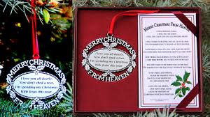 ornaments merry from heaven ornament