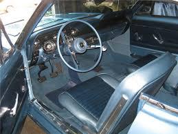 1967 blue mustang barrett jackson 1967 ford mustang