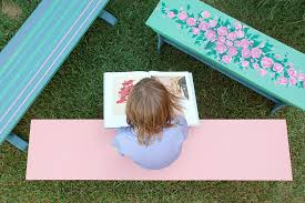 how to paint and prime outdoor furniture hgtv