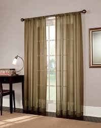 decor semi sheer curtains drapery sheers transparent curtains