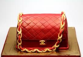 london patisserie chanel handbag birthday cake for