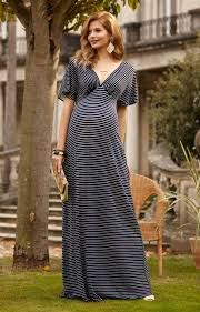 maternity wear australia celia maternity maxi dress navy stripe maternity wedding dresses