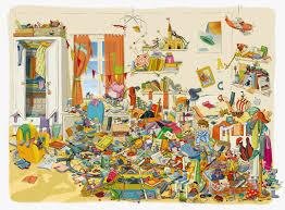 xavier salomó range ta chambre quin caos d habitació