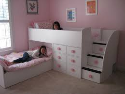 Wooden Bunk Beds With Mattresses Wood Bunk Bed With Desk Underneath Yelvo Teddy Doll