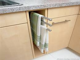 kitchen towel rack ideas kitchen cabinet pull out towel rack pull