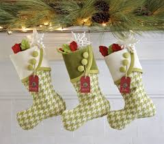 christmas decorating diy simples stocking hanger with tail for
