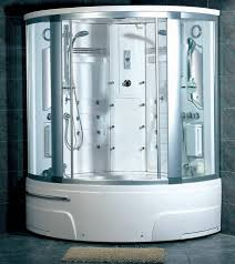 luxury steam showers and shower enclosures new world bathrooms