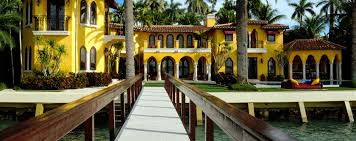 miami luxury mansions u0026 villa rental waterfront vacation rental