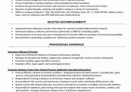 Clinical Resume Clinical Research Project Manager Sample Resume Easy Write Project