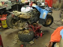 gallery of yamaha moto 4