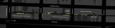 Black Temple Map University District Alley Activation Seattle Wa U2014 Mig Svr