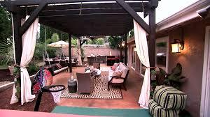 Japanese Style Pergola by Outdoor Design Landscaping Ideas Porches Decks U0026 Patios Hgtv