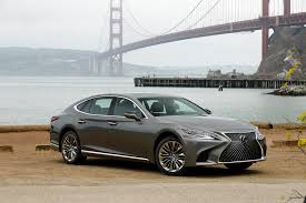 lexus ls 430 massage 2018 lexus ls first drive review automobile magazine